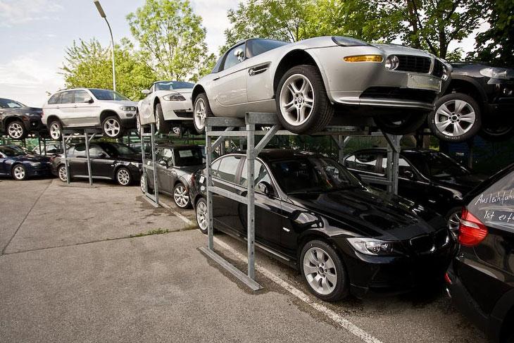 Утилизация автомобилей BMW