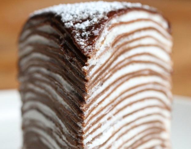 Шоколадный торт Креп, без использования духовки. Готовьте не пожалеете!
