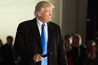 Трампа заставили отказаться от собственного телефона