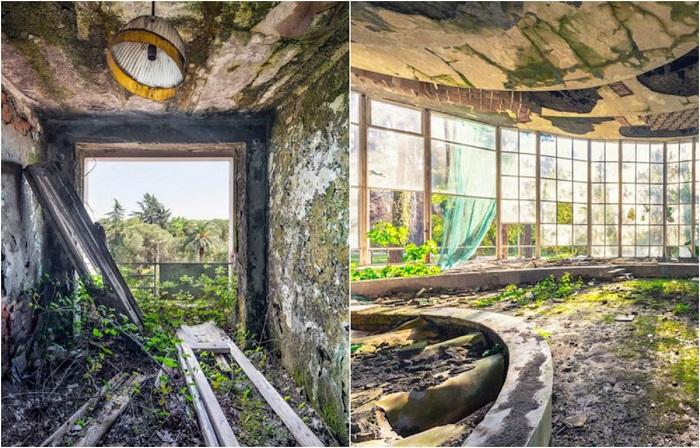 Заброшенная архитектура: 15 фотографий разрушающихся зданий, которые стали хранителями истории
