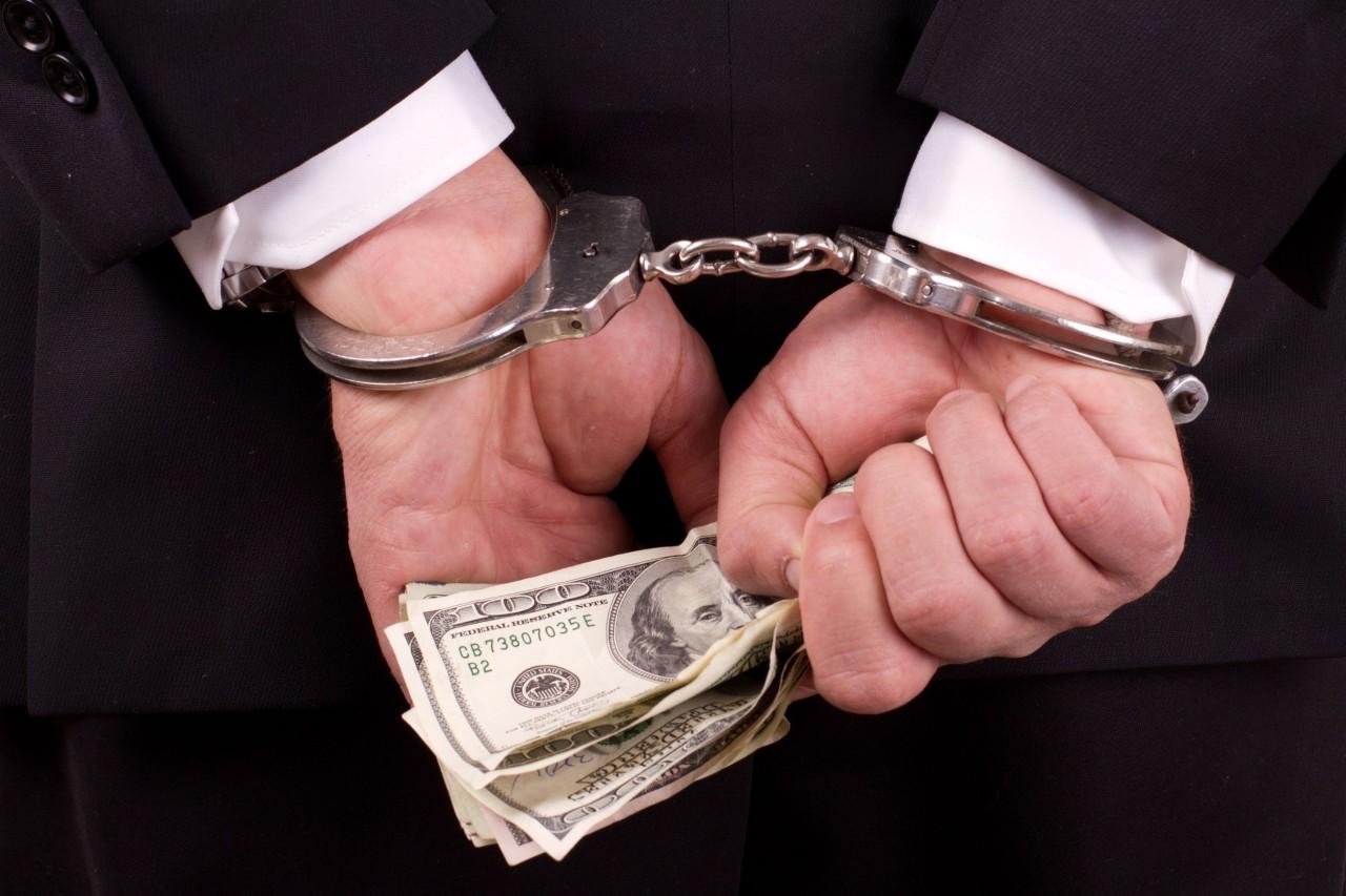 поверхности Адвокат по делам о взятках силах был