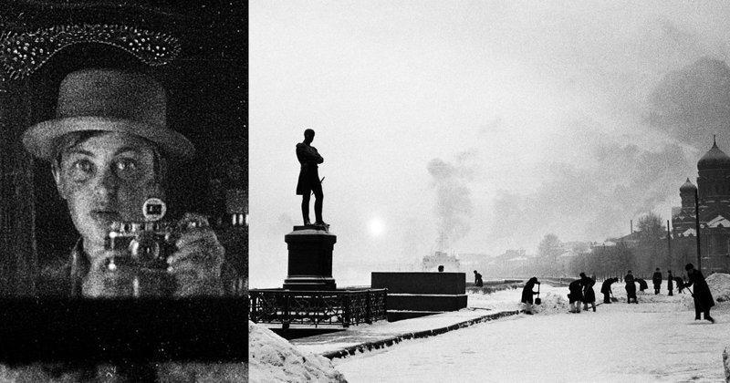 Работы ленинградского фотографа Маши Ивашинцовой, о которых при ее жизни никто не знал