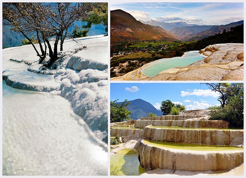 BIGPIC71 Чудо китайской природы: Террасы белой воды