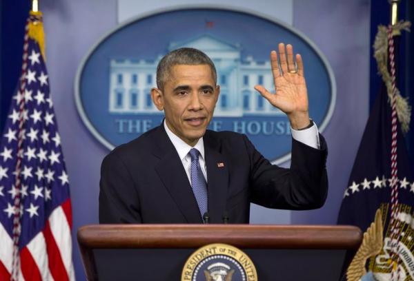 Прощальная пресс-конференция Обамы: Нираскаянья, нисожалений