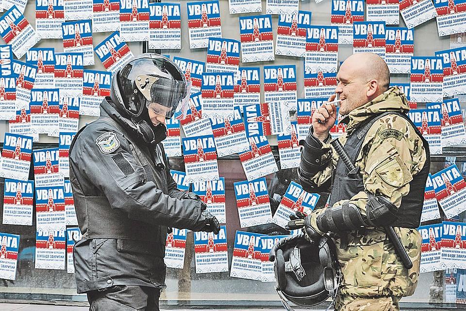 Незалежная в положении: Харьков - город тихих сепаратистов