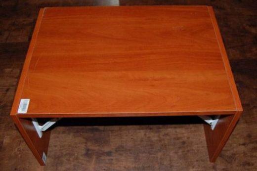 Накроватный столик своими руками