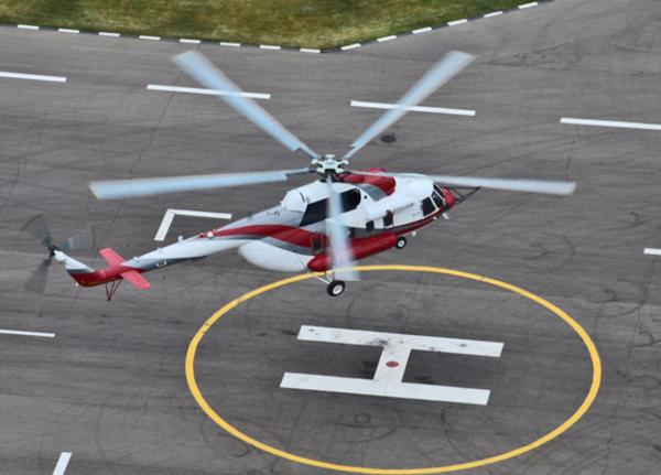 «Вертолеты России» разработают для «Газпрома» офшорную версию Ми-171А2