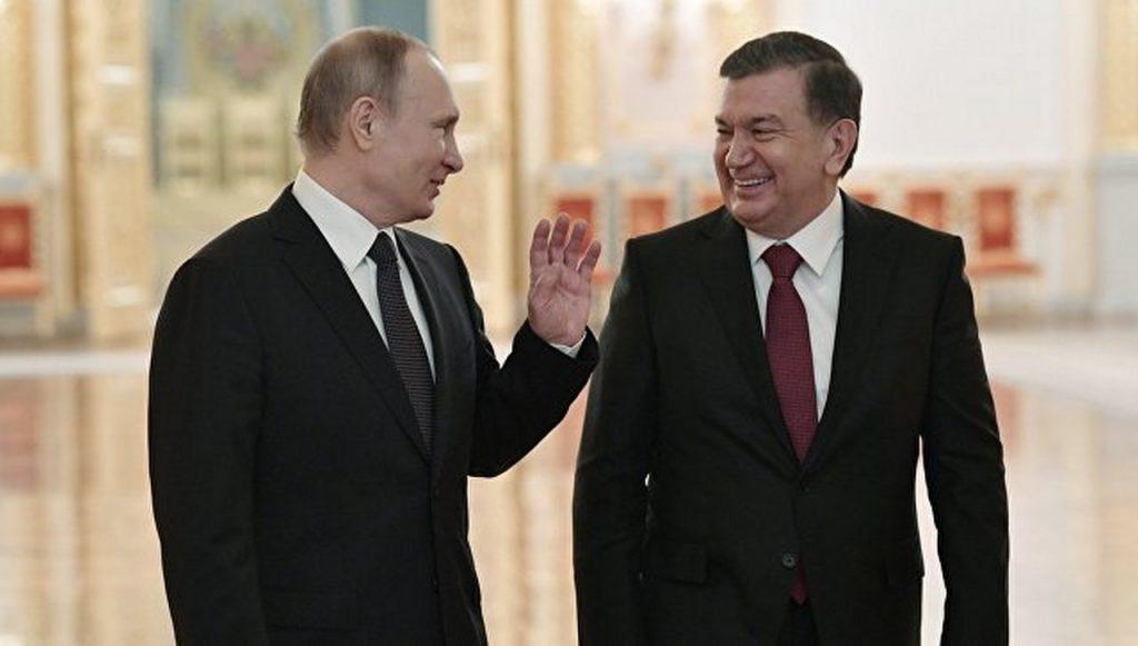 Переговоры Путина и Мирзиеева: инвестпроекты помогут в борьбе с терроризмом. Ростислав Ищенко