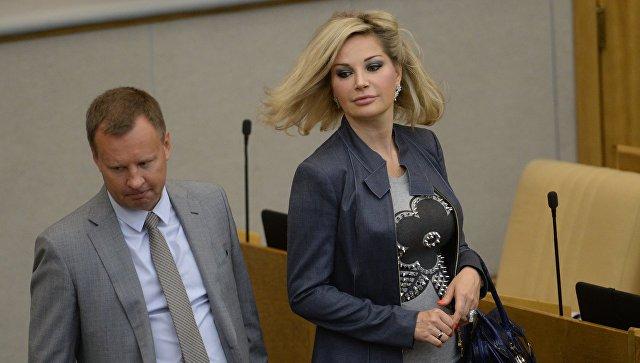 Максакова: Не буду даже думать, кто Вороненкова заказал