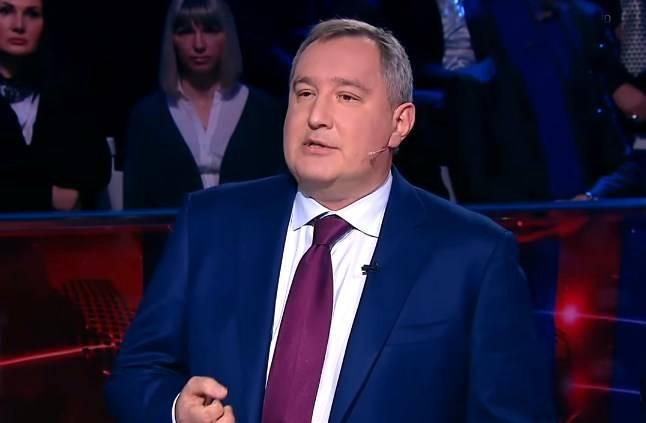 Дмитрий Рогозин: Мощный флот отбивает желание воевать