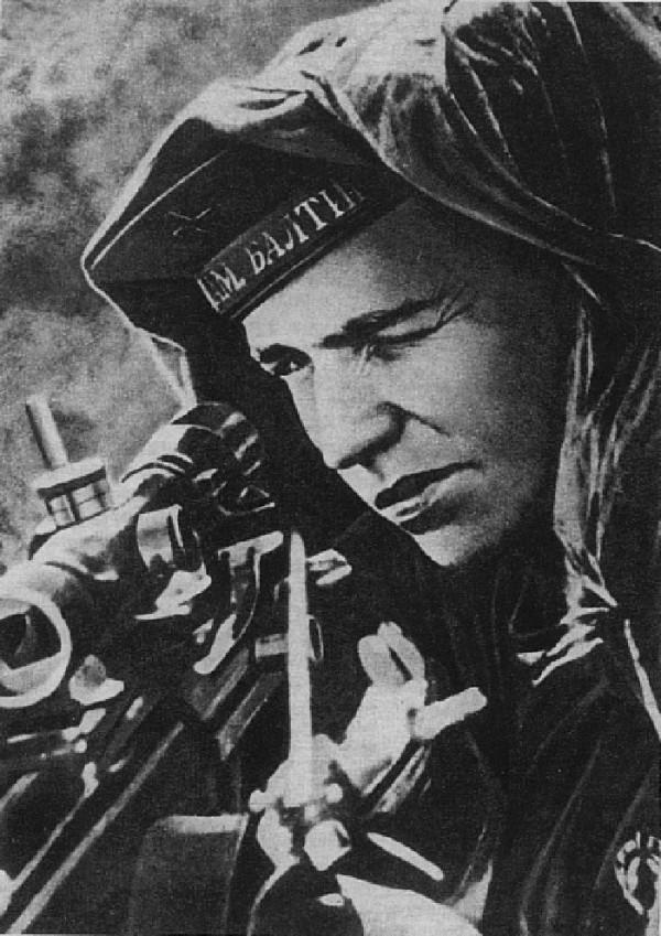 10 легендарных Снайперов Второй мировой войны война, история, снайпер, фото