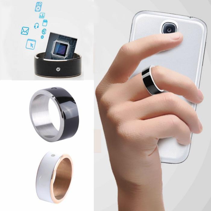 Кольцо Timer Smart Ring.