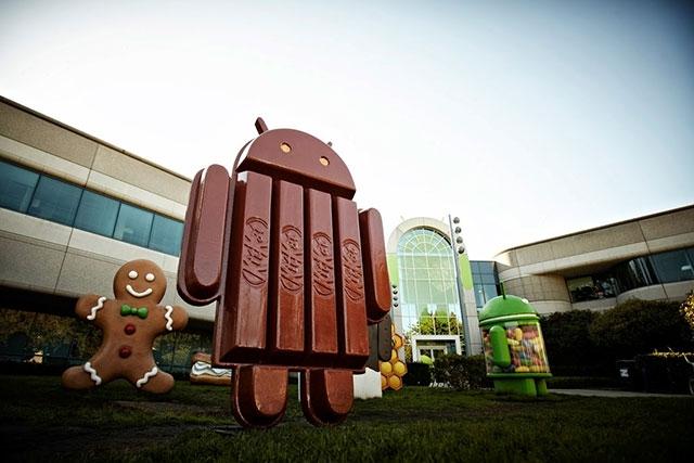 Google использовала Nexus 4 с 512 Мбайт ОЗУ для оптимизации Android 4.4