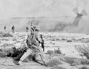 Американцы обрушили на Ливию «Молнию Одиссея»