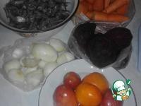 Салат из мойвы на зиму ингредиенты