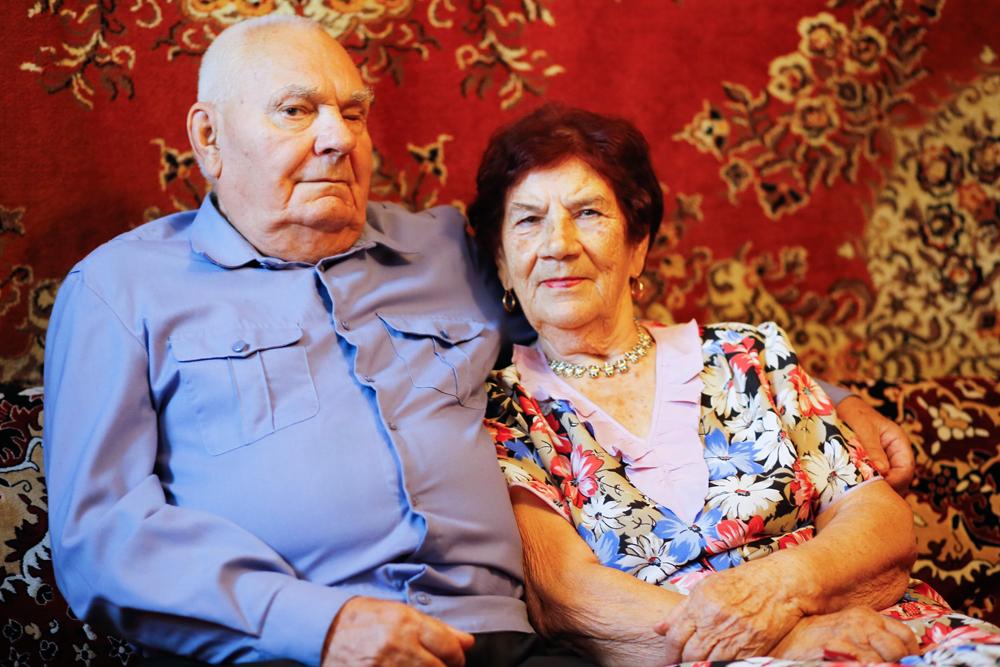 Муж с женой рассказали, как 70 лет прожили без ссор