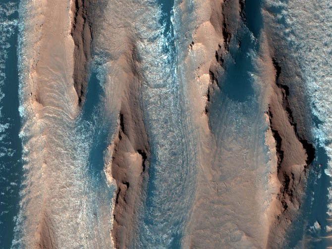 Лучшие космические фотографии за сентябрь 2011