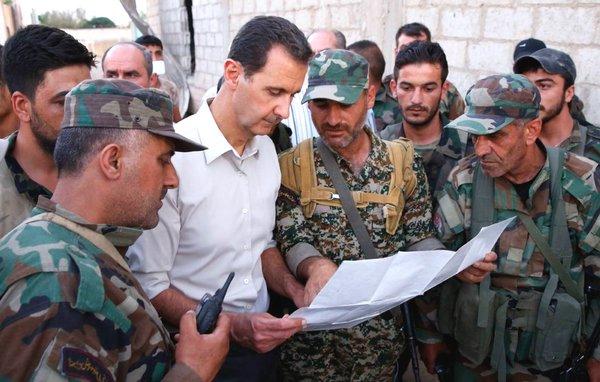 Сирия хочет отменить соглаше…