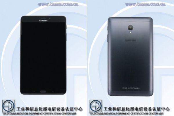 Обновленный планшет Samsung Galaxy Tab A 8.0 тестируется в TENAA