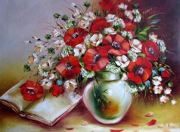 художник Екатерина Сенив картины – 27