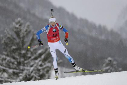 Мякяряйнен выиграла гонку преследования на этапе Кубка мира по биатлону