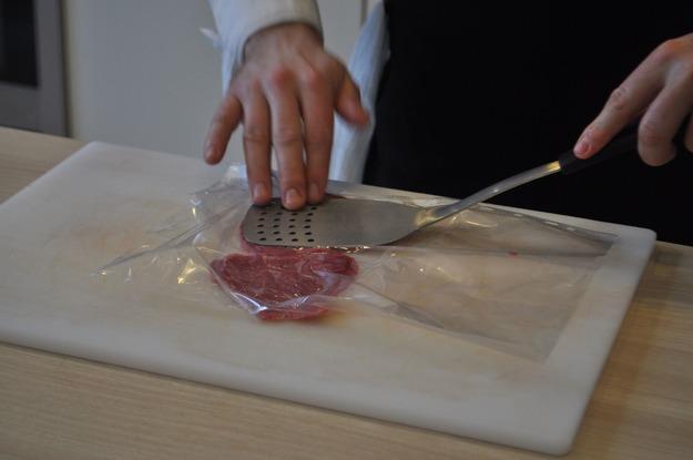 Рецепт от шефа: карпаччо из говядины