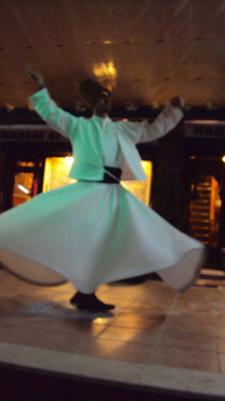 Душа Константинополя- магический танец дервишей