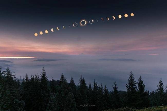 Фотографы сделали тысячи снимков, прежде чем удалось поймать эти 23 феномена ночного неба