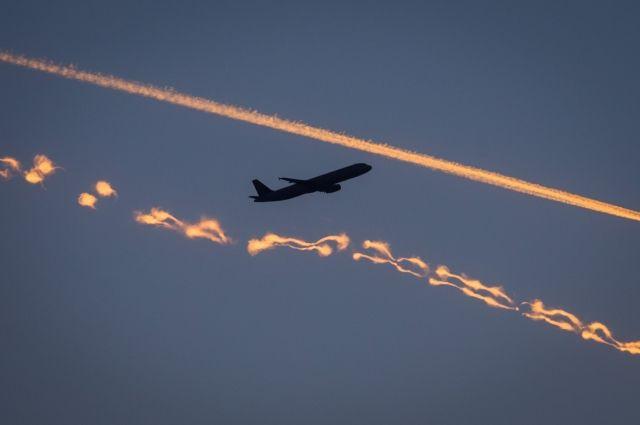 За ночь в Челябинске совершили вынужденную посадку семь авиарейсов