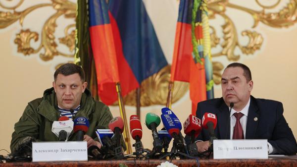 Захарченко переходит в наступление: ЛДНР вернёт всю территорию Донбасса