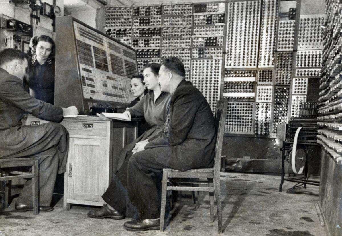 Компьютеры made in USSR: Вначале были МЭСМ и БЭСМ.