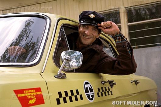 История советского такси в фотографиях