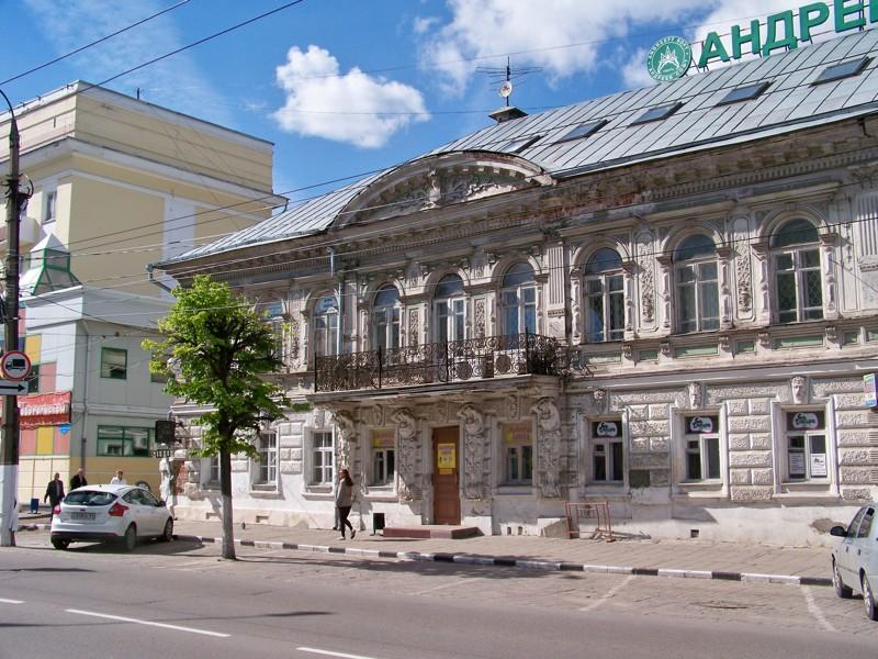 Старинная архитектура Города России, Тверская область, красивые места, пейзажи, путешествия, россия, тверь