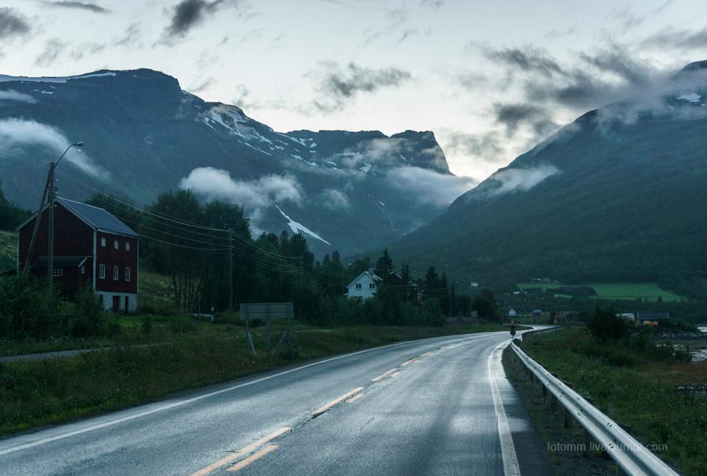 Норвежские белые ночи