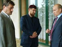 СМИ: Чечня может овладеть Россией