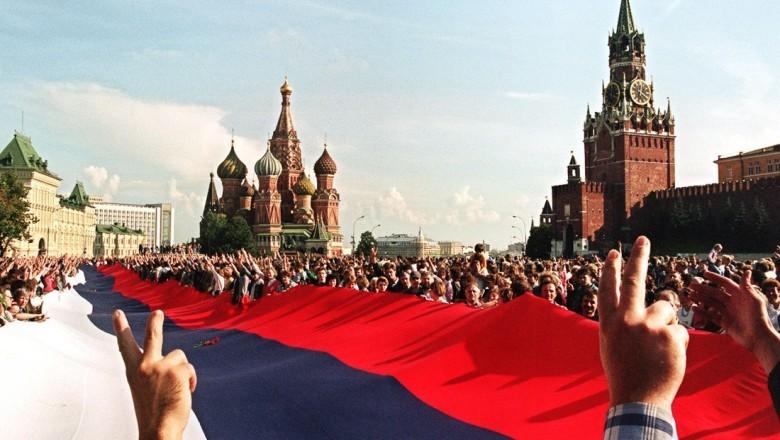 Михаил Поляков. Россия «без …