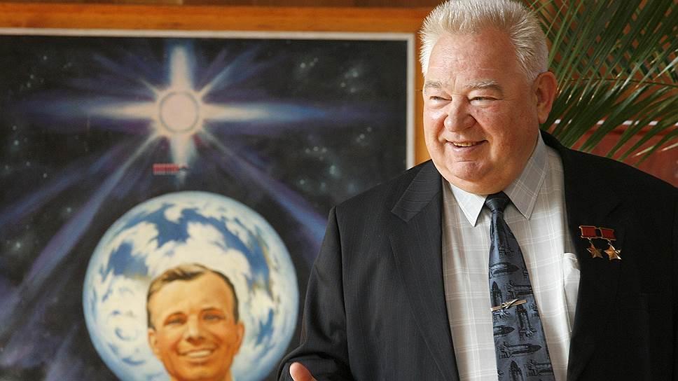 Медведев: Гречко внес огромный вклад в развитие отечественной космонавтики