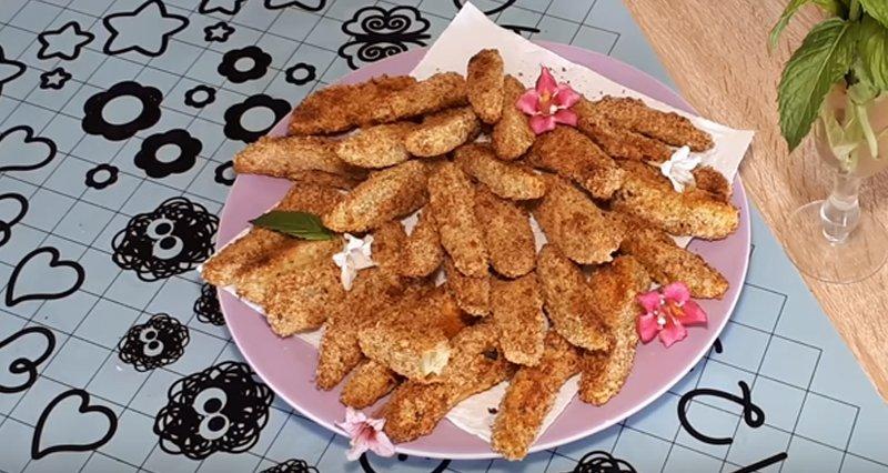 блюда из кабачков в духовке с сыром