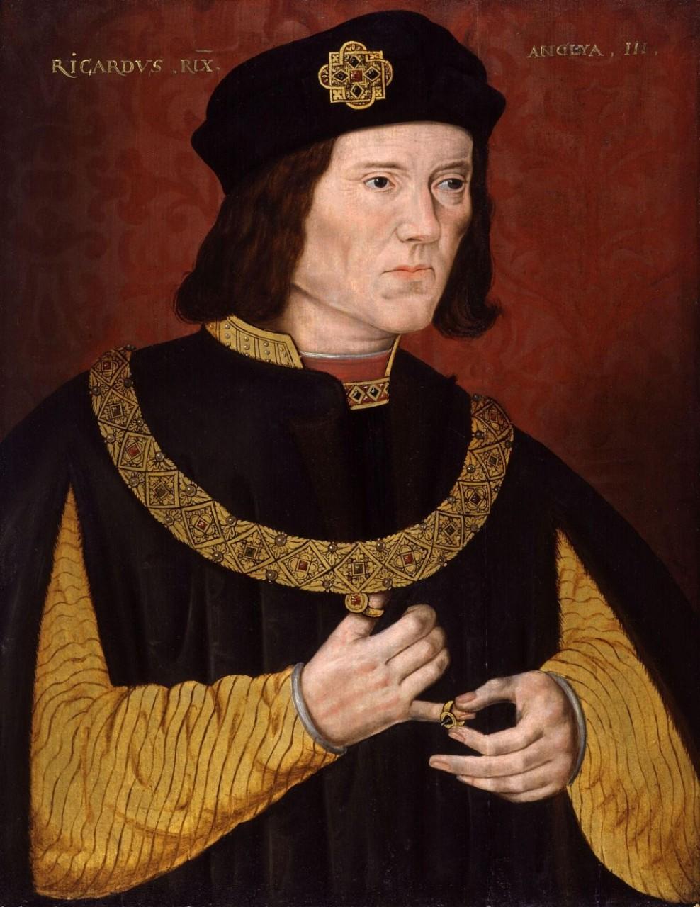 Биография короля Англии Ричарда III. Генрих VI: Трижды коронованный и безумный (2 статьи)
