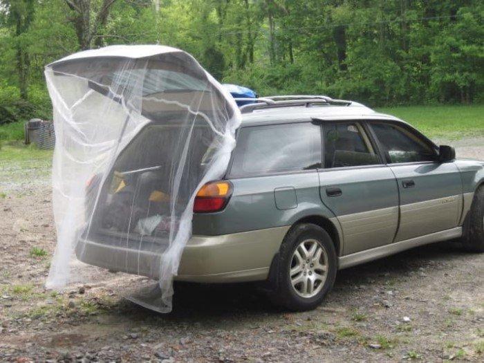 Автомобильный кемпинг: несколько советов