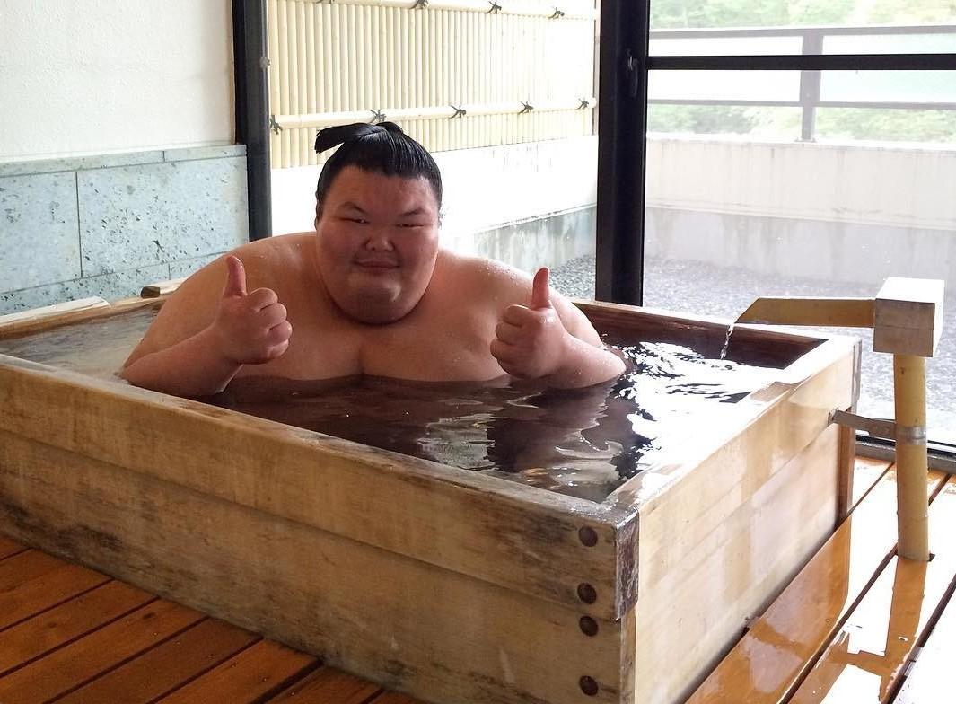 Анатолий Михаханов — настоящий японский сумоист из Бурятии