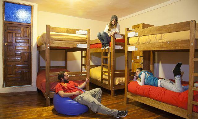 Отдых в хостеле