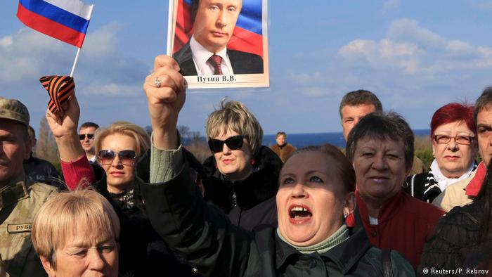 Русский мир Путина: как Крем…