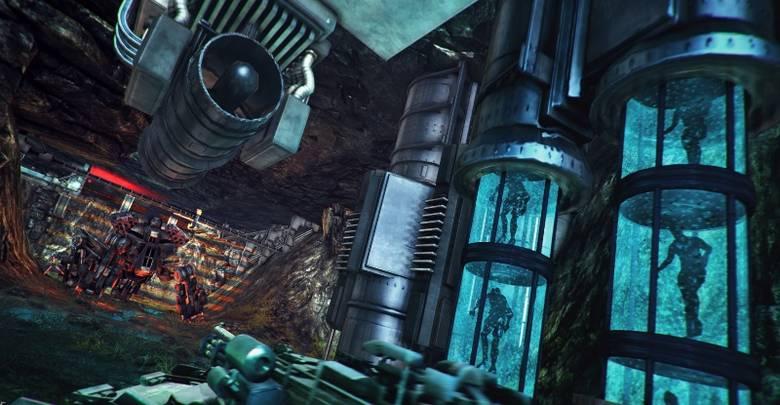 Подземные базы инопланетян