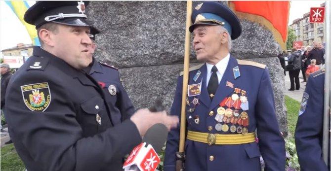День Победы в Житомире...9 м…