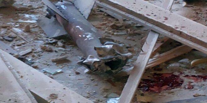 Террористы обстреляли район Дамаска, есть раненые