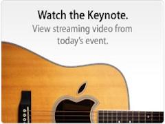 Прямой репортаж с онлайн-трансляции Apple September Event