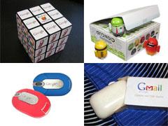 18 официальных и неофициальных продуктов с брендом Google