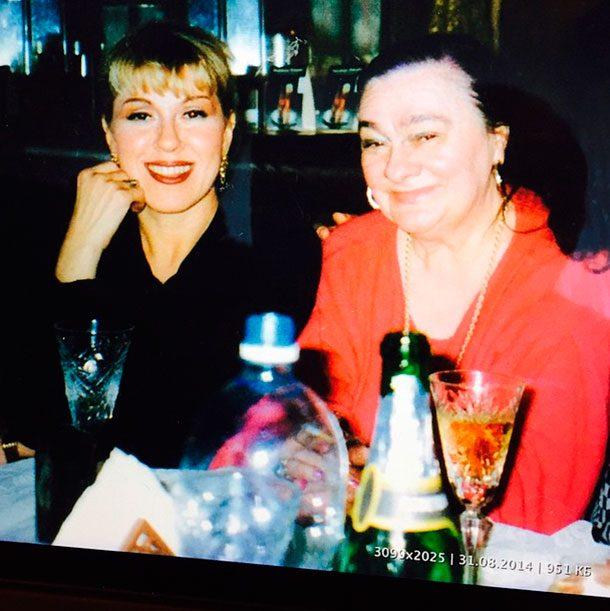 Какой была Любовь Успенская в 17 лет