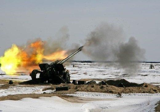 ВСУ 8 раз за сутки нарушили перемирие в ЛНР